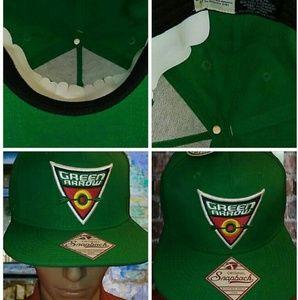 Dc Comics NWT Snapback hat